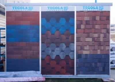 Битумни керемиди Tegola Италия